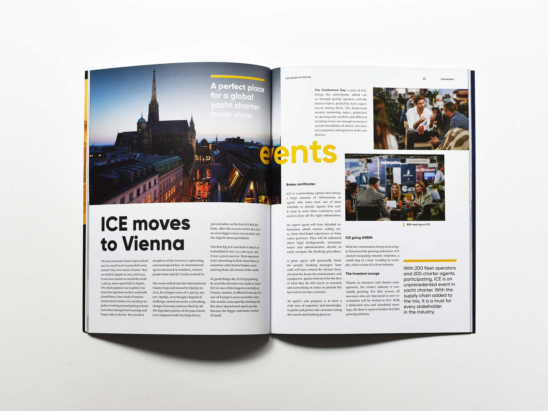ICE moves to Vienna Icebreaker